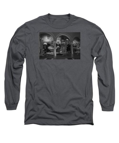 Bellagio Entrance Long Sleeve T-Shirt