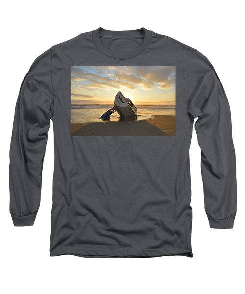Belle At Sunrise Long Sleeve T-Shirt