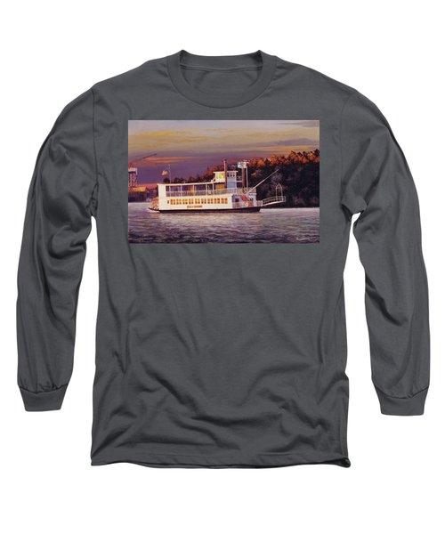 Belle Of Beaumont Long Sleeve T-Shirt