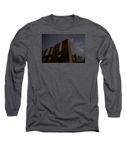 Belle Plain College - Texas Long Sleeve T-Shirt