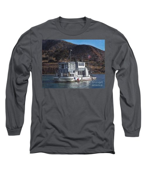 Bellena Long Sleeve T-Shirt by Randy Sprout