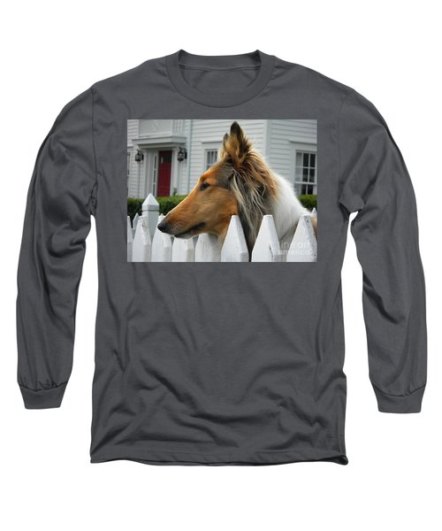 Bellingham Collie Long Sleeve T-Shirt