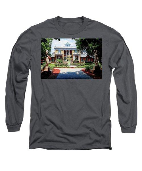 Belmont Mansion Long Sleeve T-Shirt