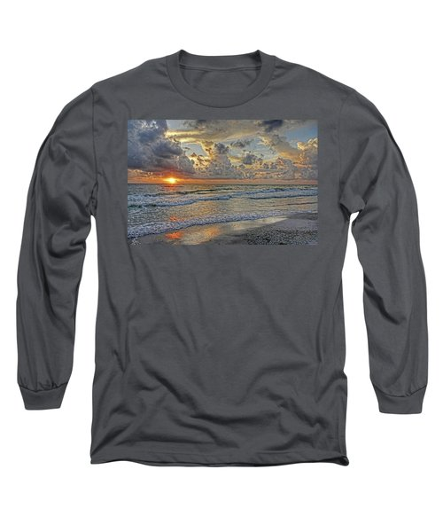 Beloved - Florida Sunset Long Sleeve T-Shirt