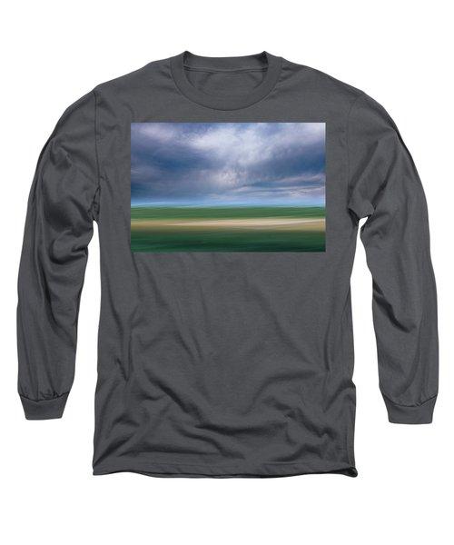 Below The Clouds Long Sleeve T-Shirt