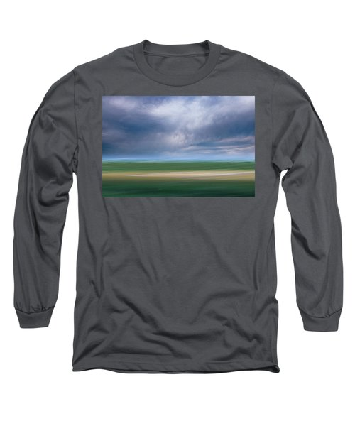 Below The Clouds Long Sleeve T-Shirt