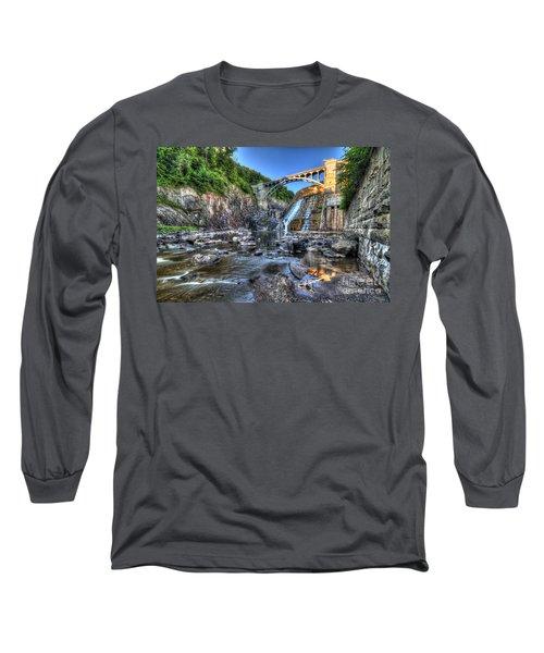 Below The Dam Long Sleeve T-Shirt