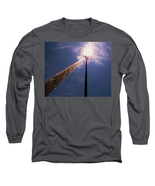 Long Sleeve T-Shirt featuring the photograph Beltsville by Robert Geary