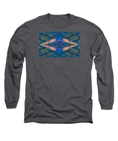 Bench N78v3 Long Sleeve T-Shirt by Raymond Kunst