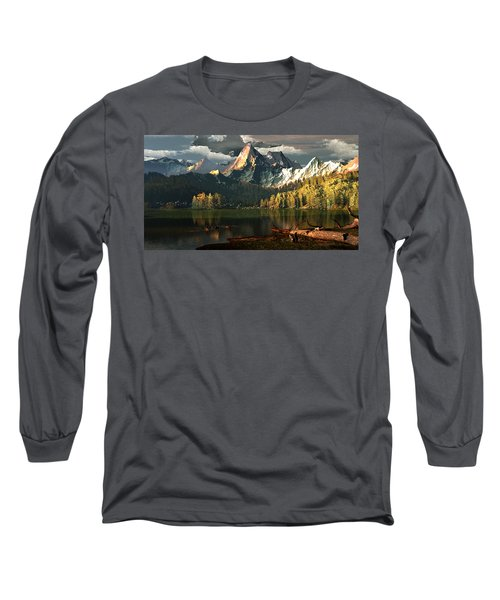 Beneath The Gilded Crowns Long Sleeve T-Shirt
