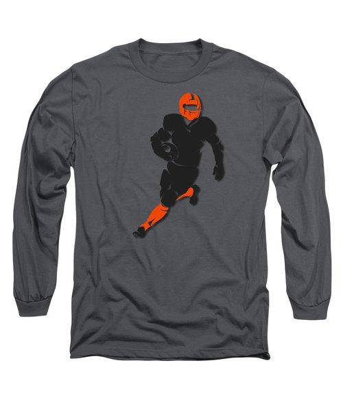 Bengals Player Shirt Long Sleeve T-Shirt by Joe Hamilton