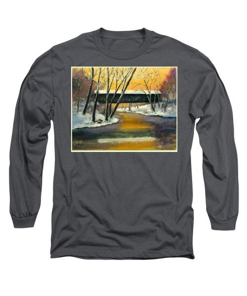Bennett Long Sleeve T-Shirt by Gail Kirtz