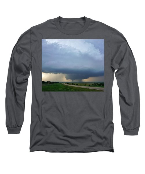 Bennington Tornado - Inception Long Sleeve T-Shirt