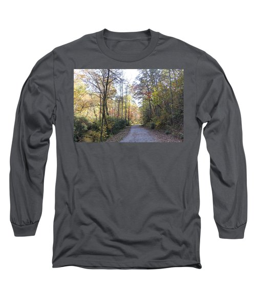 Bent Creek Road Long Sleeve T-Shirt