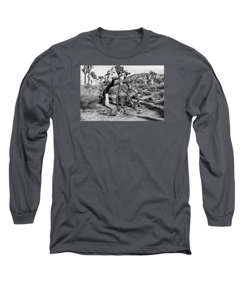 Bent Joshua  Long Sleeve T-Shirt