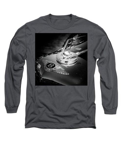 Bentley Hood Ornament Long Sleeve T-Shirt