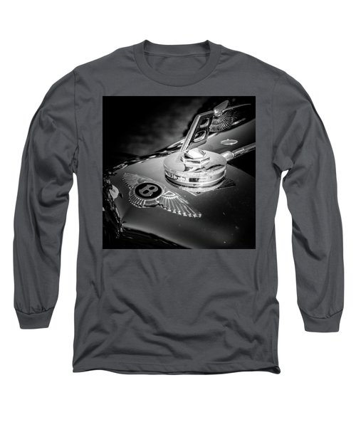 Bentley Hood Ornament Long Sleeve T-Shirt