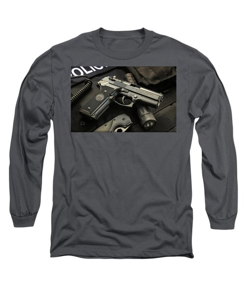 Beretta 8000 Cougar Long Sleeve T-Shirt