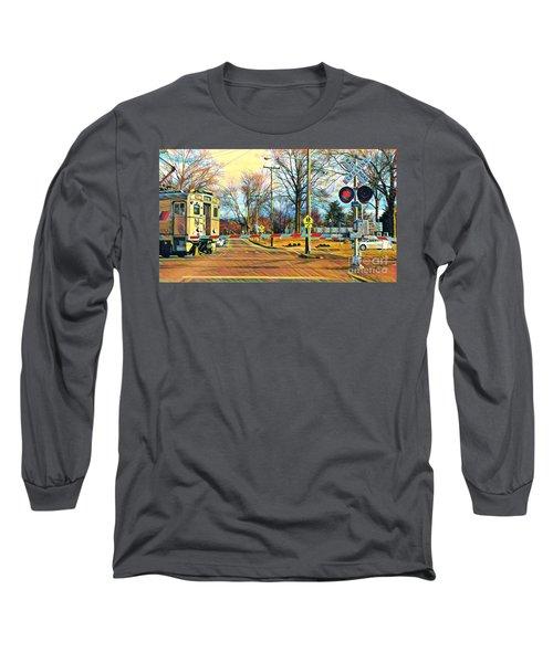 Berkeley Heights Train Long Sleeve T-Shirt