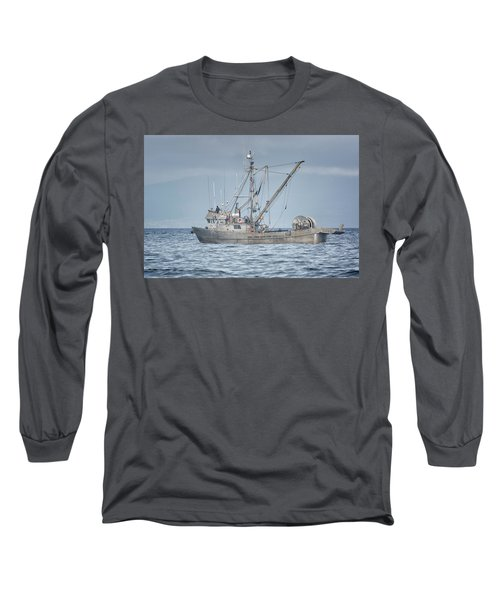 Long Sleeve T-Shirt featuring the photograph Bernice C by Randy Hall