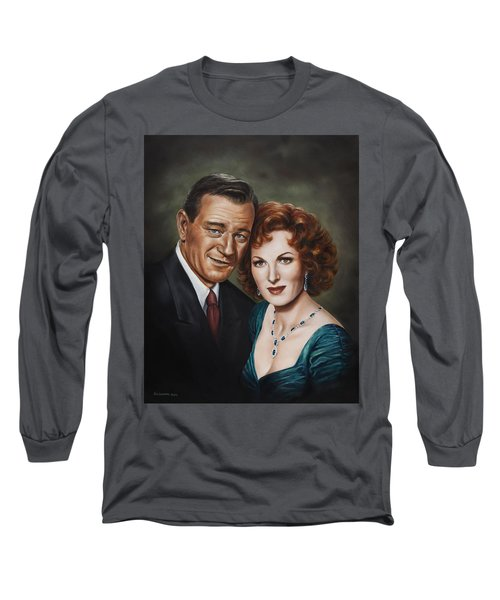Best Guy I Ever Met Long Sleeve T-Shirt