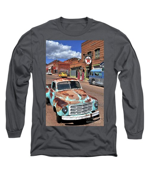Long Sleeve T-Shirt featuring the photograph Better Days by Gina Savage