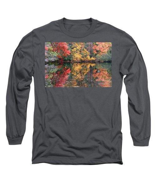 Betty Allen's Vibrant Colors Long Sleeve T-Shirt