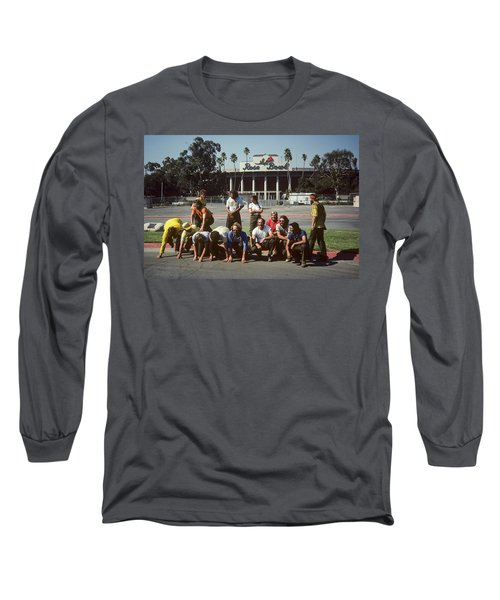 Between Fires Long Sleeve T-Shirt