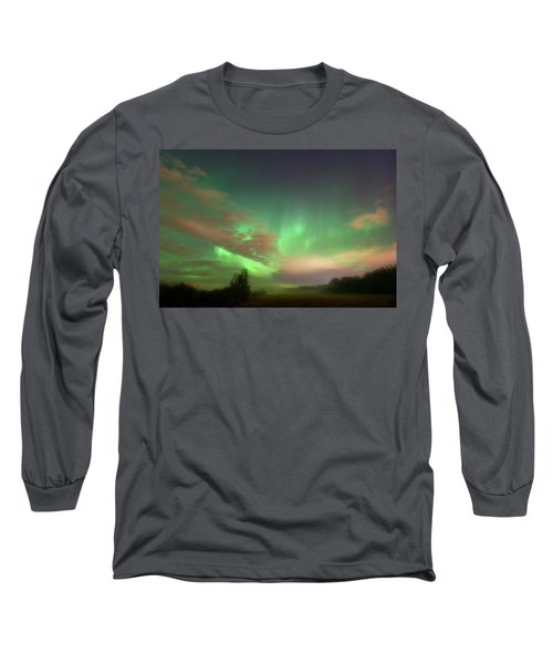 Between Heaven And Earth Long Sleeve T-Shirt