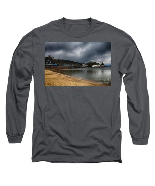 Between Raindrops Long Sleeve T-Shirt