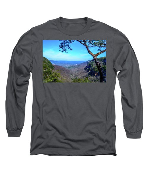 Between The Cliffs Long Sleeve T-Shirt