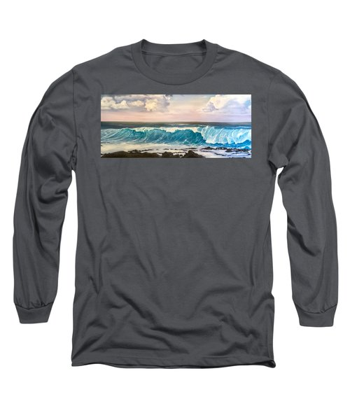 Between The Turtle And The Shark Long Sleeve T-Shirt