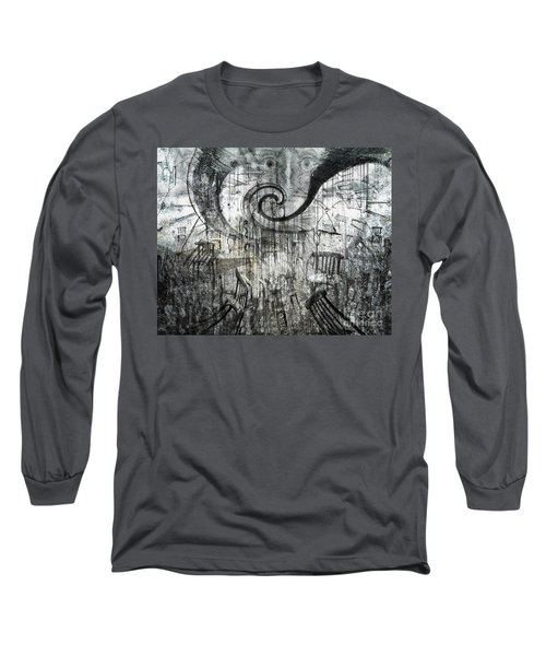 Beware Of Darkness Long Sleeve T-Shirt