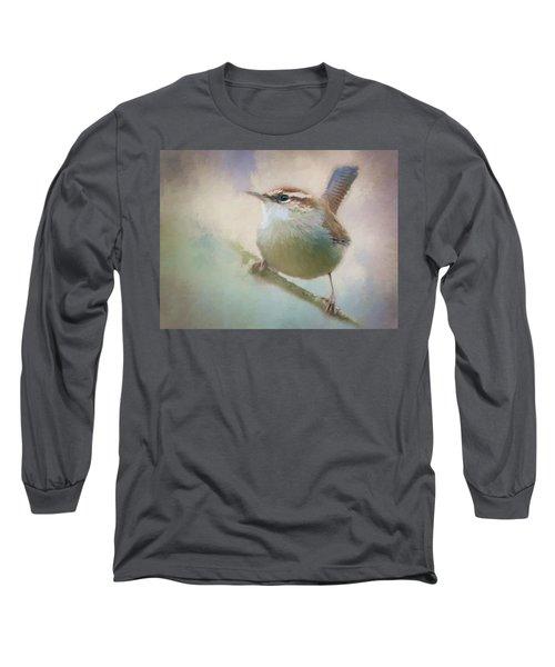 Bewicks Wren - 365-131 Long Sleeve T-Shirt