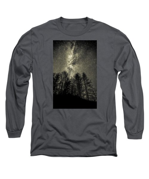 Beyond Eternity Long Sleeve T-Shirt by Rose-Maries Pictures