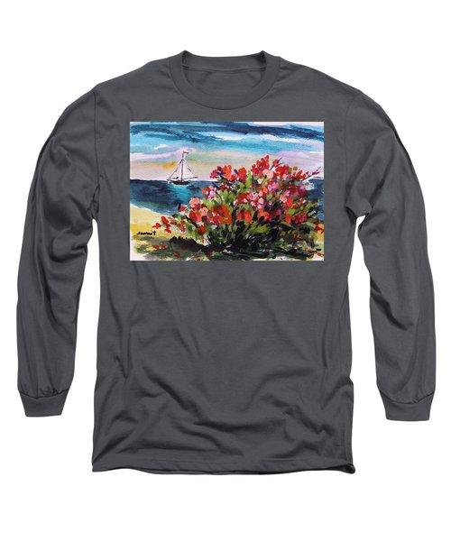 Beyond Sea Roses Long Sleeve T-Shirt