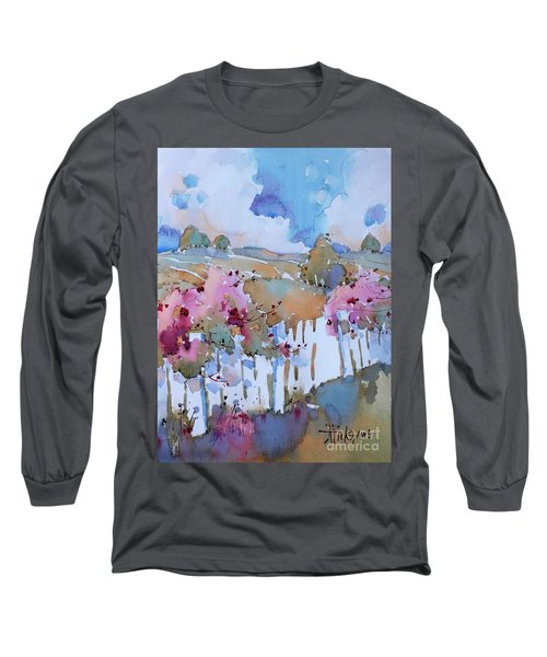 Beyond The Picket Fence Long Sleeve T-Shirt