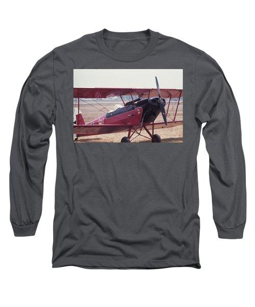 Bi-wing-5 Long Sleeve T-Shirt