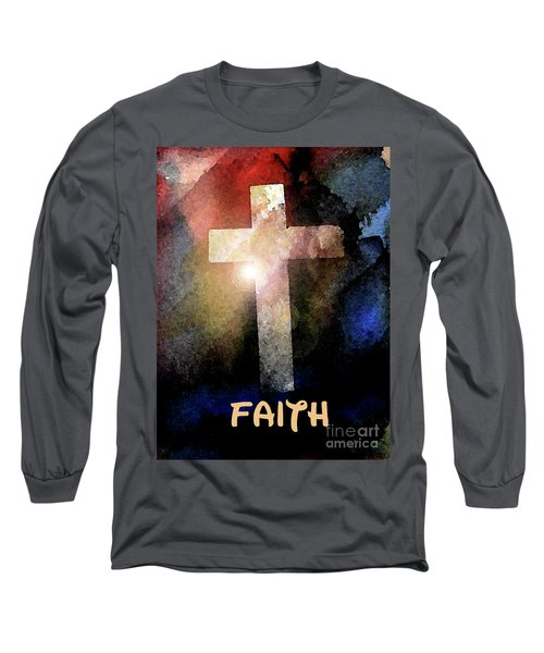 Biblical-faith Long Sleeve T-Shirt
