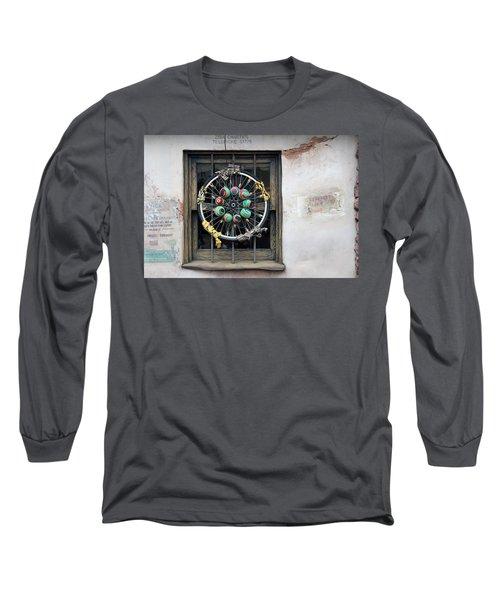 Bicycle Art Long Sleeve T-Shirt