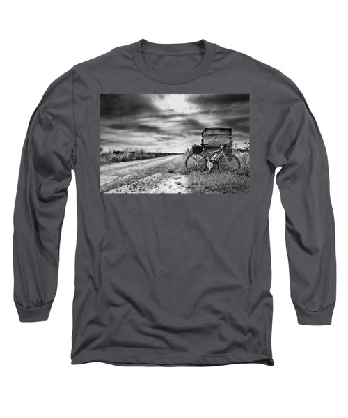Bicycle Break Long Sleeve T-Shirt
