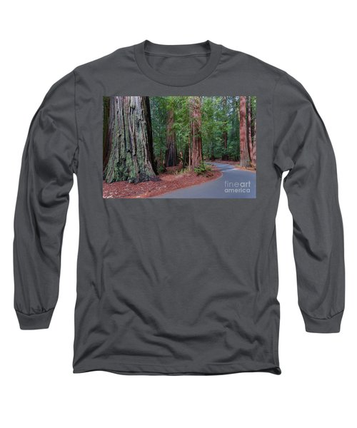 Big Basin Redwoods Long Sleeve T-Shirt