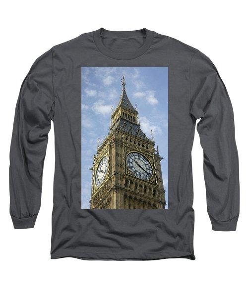 Long Sleeve T-Shirt featuring the photograph Big Ben by Elvira Butler