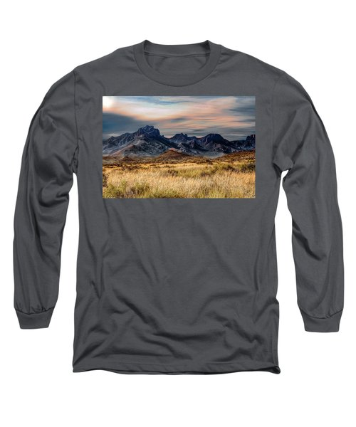 Big Bend Hill Tops Long Sleeve T-Shirt