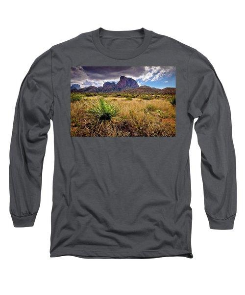 Big Bend Morning Long Sleeve T-Shirt