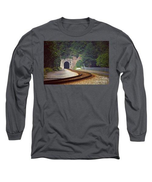 Big Bend Tunnel  Long Sleeve T-Shirt