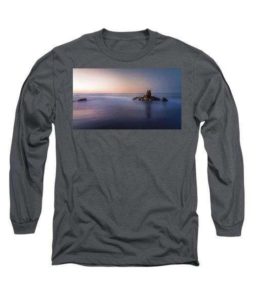 Big Corona Rock Long Sleeve T-Shirt