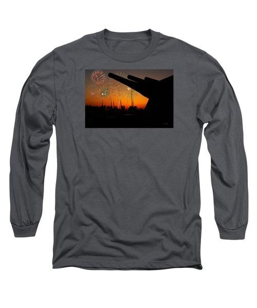 Big Guns Long Sleeve T-Shirt