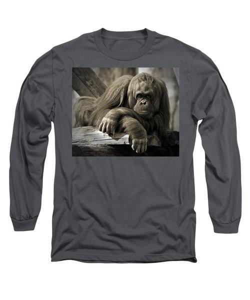 Big Hands II Long Sleeve T-Shirt