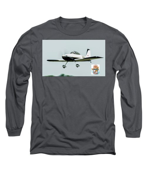 Big Muddy Air Race Number 44 Long Sleeve T-Shirt